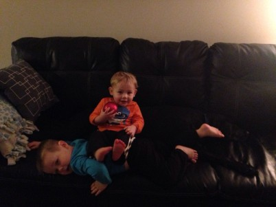 hurley and kids