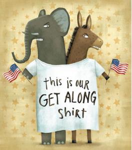political_get_along_shirt
